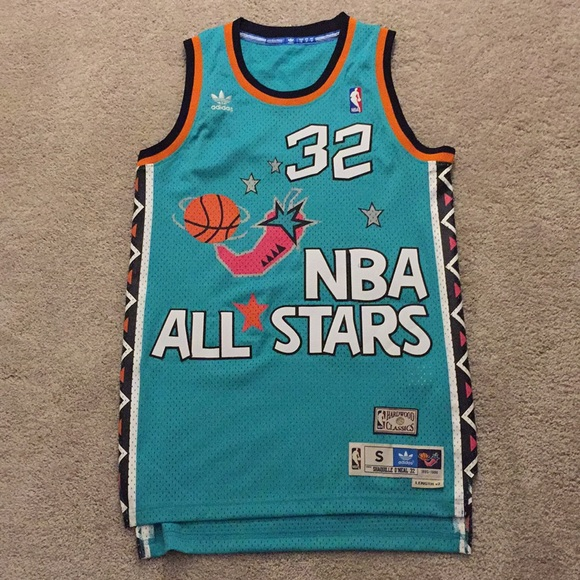 adidas Other - Shaquille O Neal 1996 nba all star jersey 1b876e705